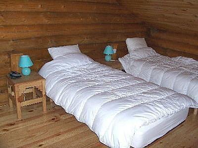 Dormitorio - Casa en alquiler de temporada en Font-Romeu-Odeillo-Via - 295492208