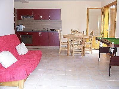 Salón - Casa en alquiler de temporada en Font-Romeu-Odeillo-Via - 295492217