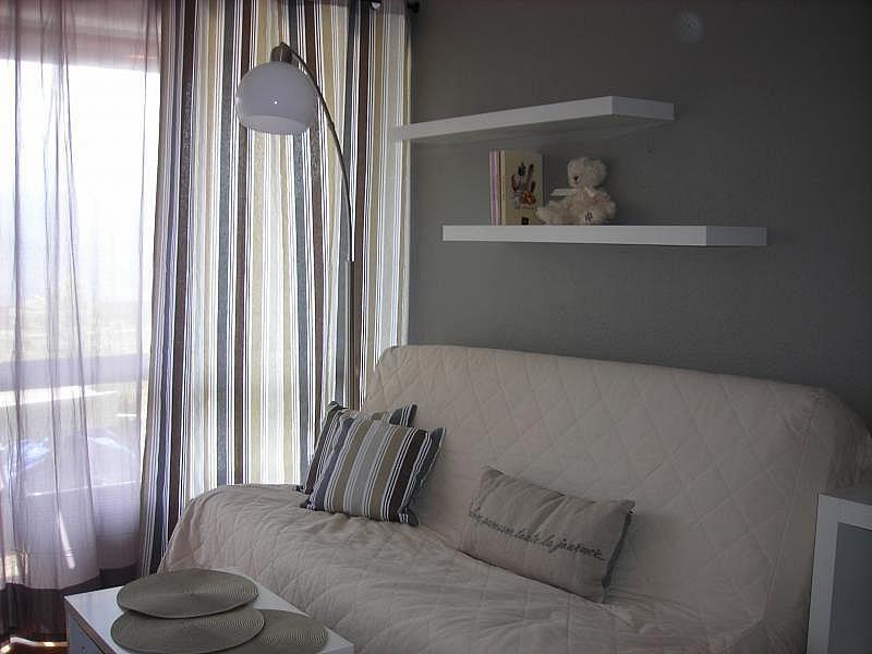 Sala de estar - Estudio en alquiler de temporada en Font-Romeu-Odeillo-Via - 263764129