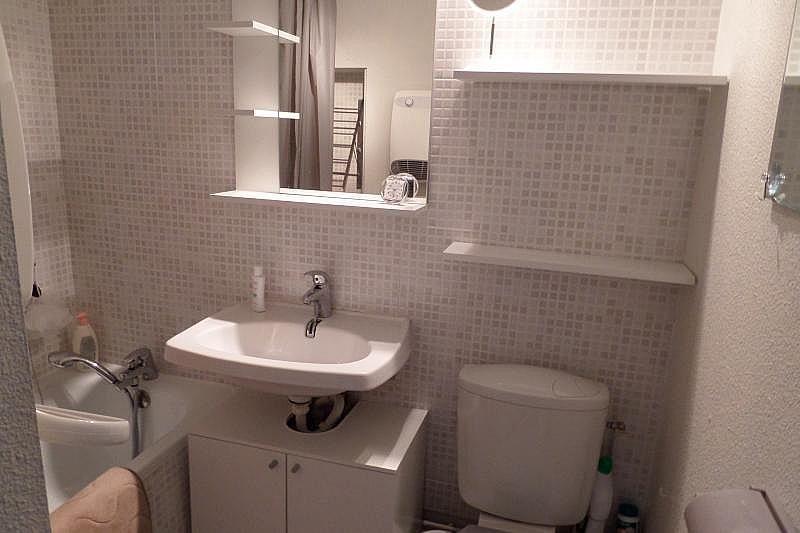 Cuarto de baño - Estudio en alquiler de temporada en Font-Romeu-Odeillo-Via - 263764144