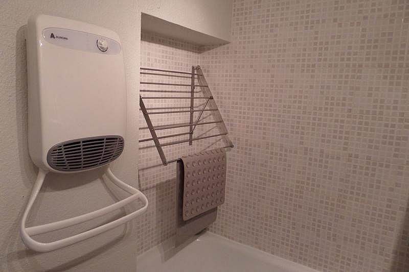 Cuarto de baño - Estudio en alquiler de temporada en Font-Romeu-Odeillo-Via - 263764147