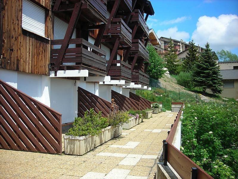 Vistas exteriores del alojamiento - Estudio en alquiler de temporada en Font-Romeu-Odeillo-Via - 263764174