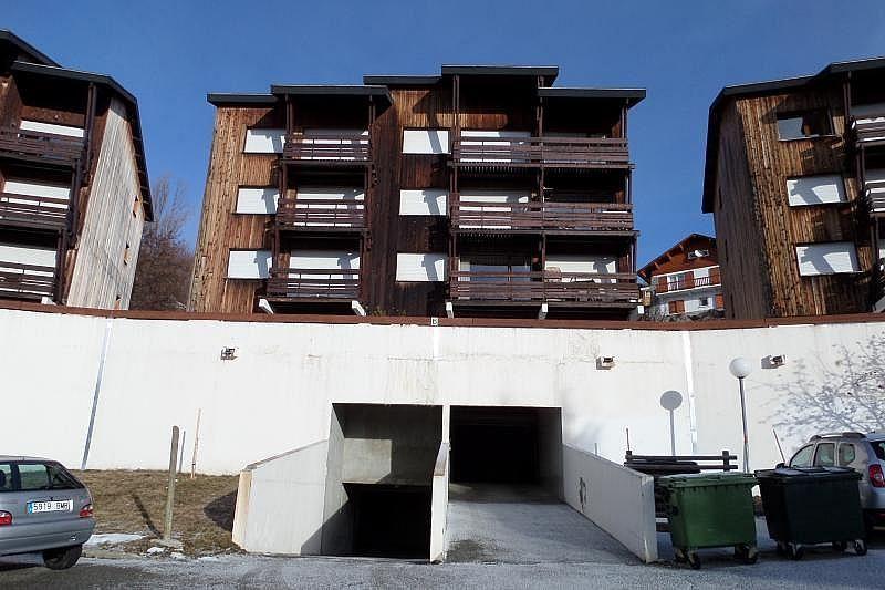 Vistas exteriores del alojamiento - Estudio en alquiler de temporada en Font-Romeu-Odeillo-Via - 263764183