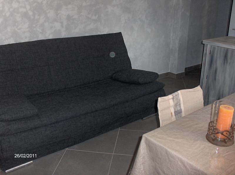 Sala de estar - Apartamento en alquiler de temporada en Bolquère - 266241753