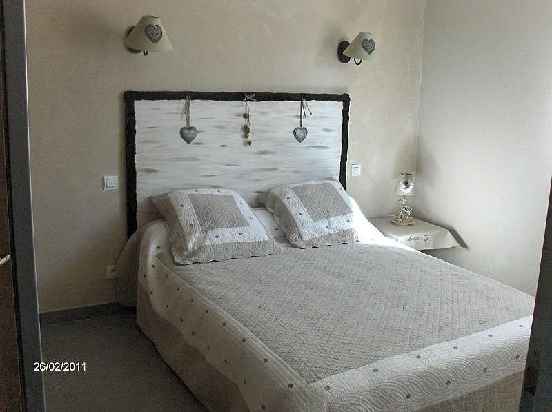 Dormitorio - Apartamento en alquiler de temporada en Bolquère - 266241756