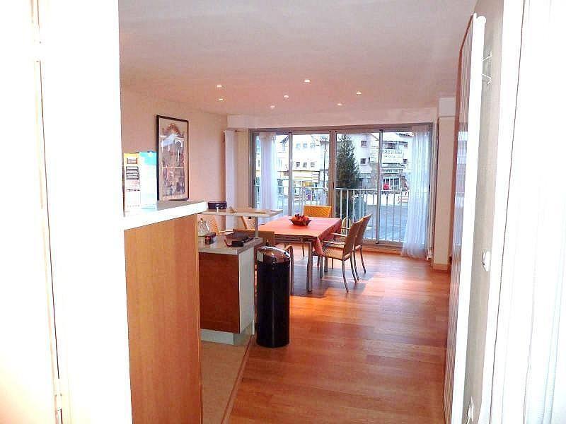 Comedor - Apartamento en alquiler de temporada en La Mongie - 310308716