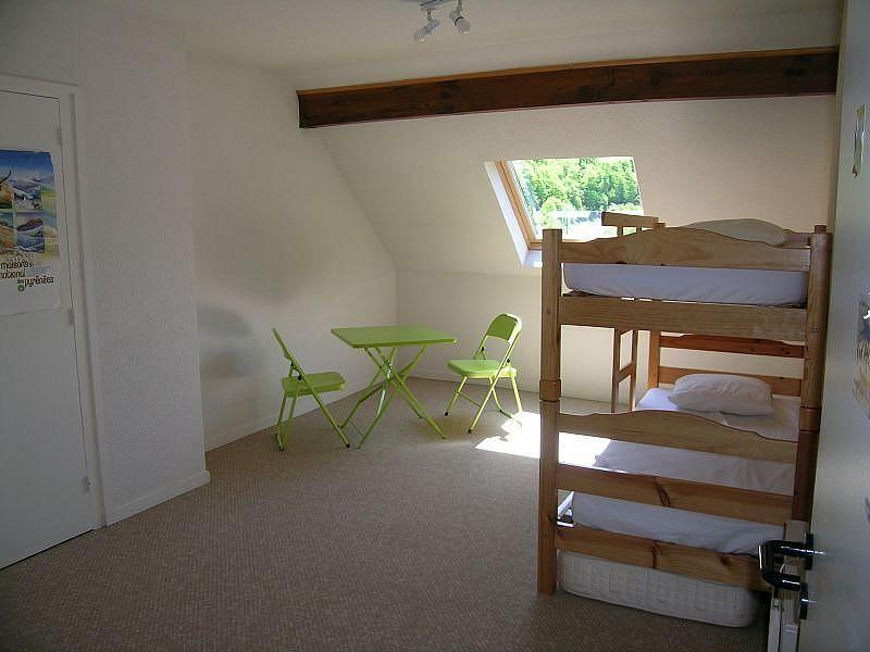 Dormitorio 3 - Apartamento en alquiler de temporada en Artouste - 274955774