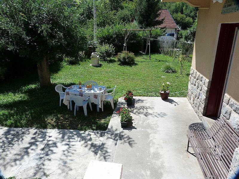 Jardín - Apartamento en alquiler de temporada en Ax-les-Thermes - 261120154