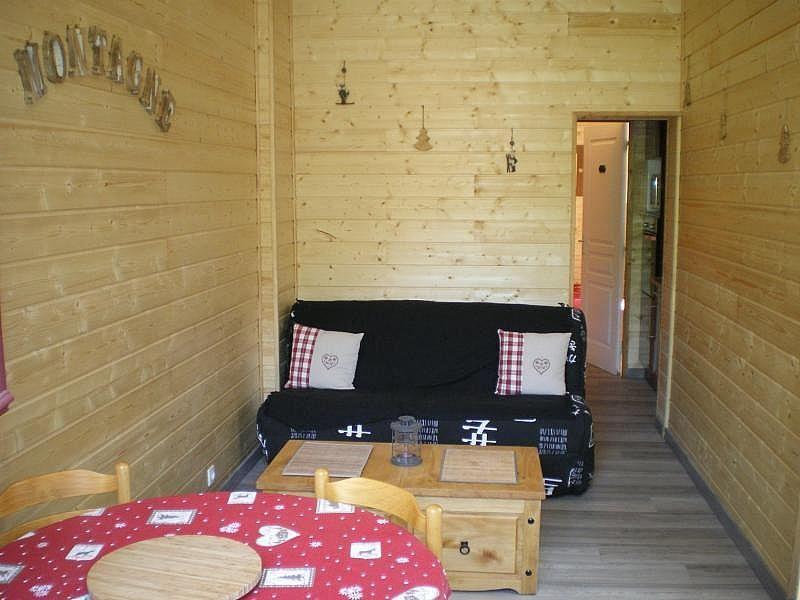 Salón - Apartamento en alquiler de temporada en Ax-les-Thermes - 261120157