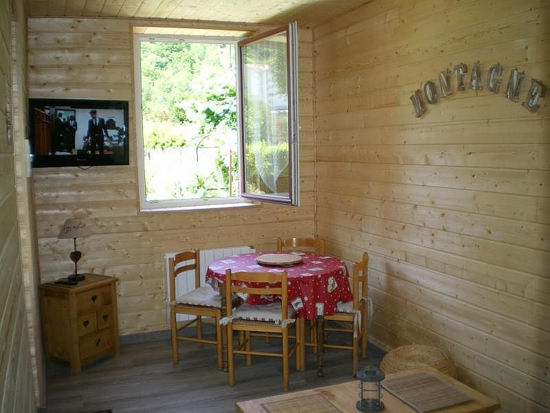 Salón - Apartamento en alquiler de temporada en Ax-les-Thermes - 261120160