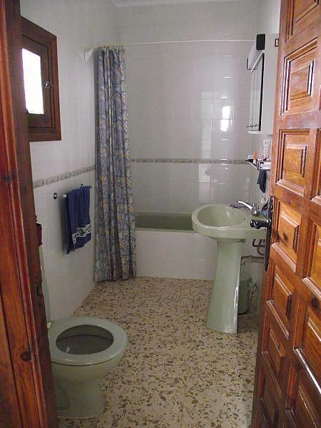 Cuarto de baño - Casa en alquiler de temporada en Nerja - 261111709