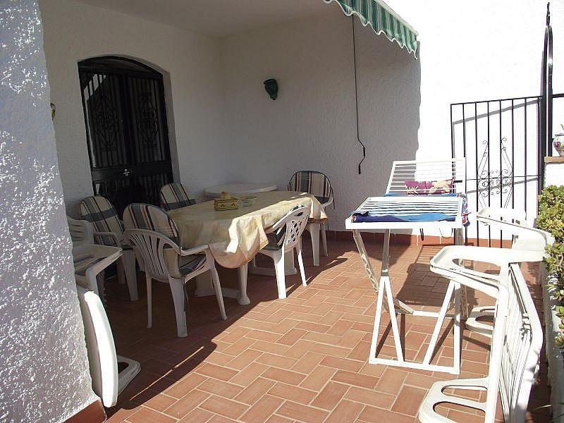 Terraza - Casa en alquiler de temporada en Nerja - 261111712