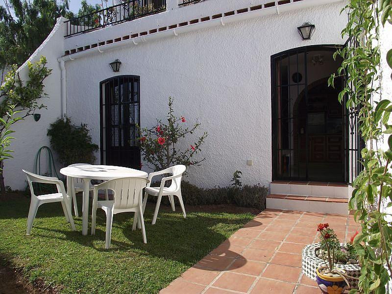 Jardín - Casa en alquiler de temporada en Nerja - 261111730
