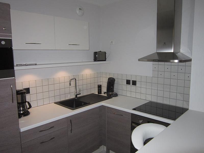 Cocina americana - Apartamento en alquiler de temporada en Cauterets - 261112081