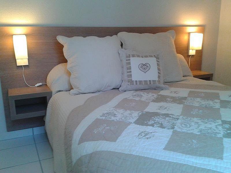 Dormitorio - Apartamento en alquiler de temporada en Cauterets - 261112087