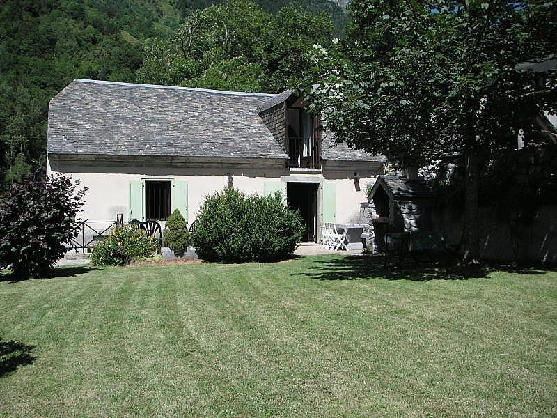 Vistas exteriores del alojamiento - Casa rural en alquiler de temporada en Barèges - 330592657