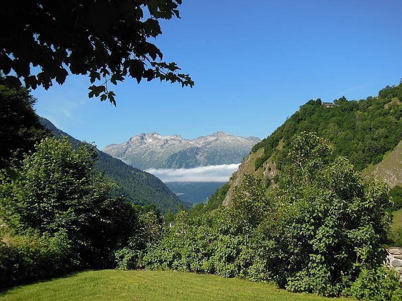 Vistas desde la terraza - Casa rural en alquiler de temporada en Barèges - 330592660