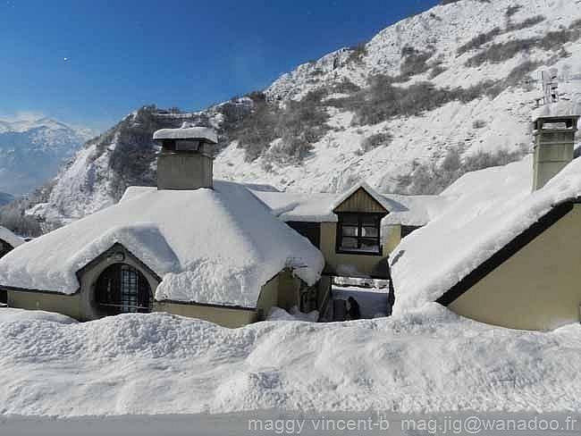 Casa rural en alquiler de temporada en Barèges - 330592690