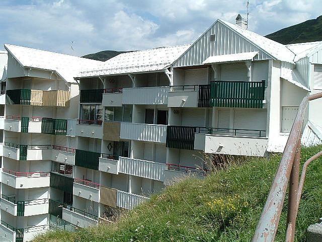 Vistas exteriores del alojamiento - Estudio en alquiler de temporada en Gourette - 266245299