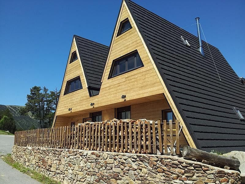 Casa rural en alquiler de temporada en Les Angles - 343048082
