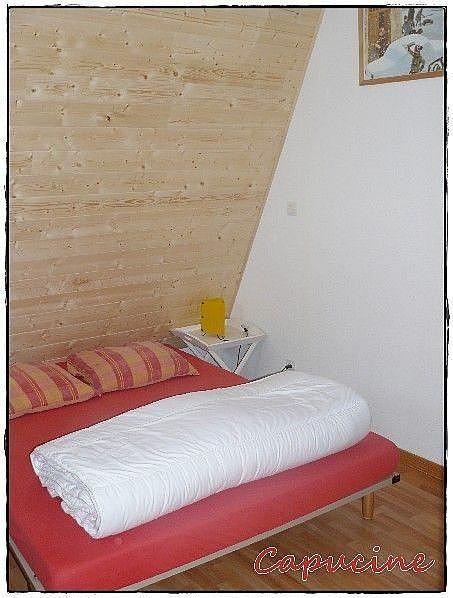 Dormitorio 1 - Casa rural en alquiler de temporada en Les Angles - 343048097