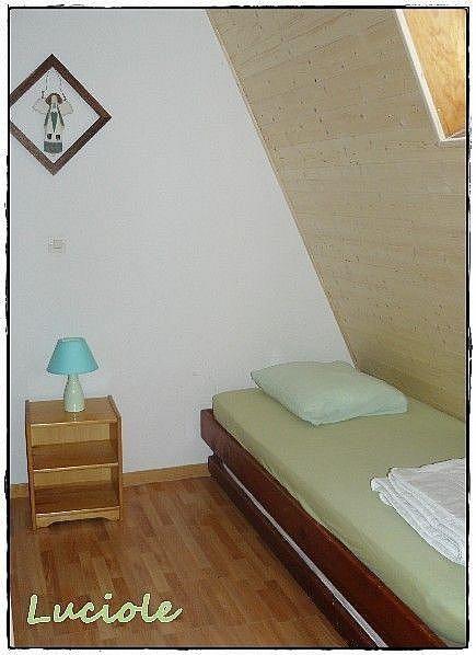 Dormitorio 2 - Casa rural en alquiler de temporada en Les Angles - 343048100