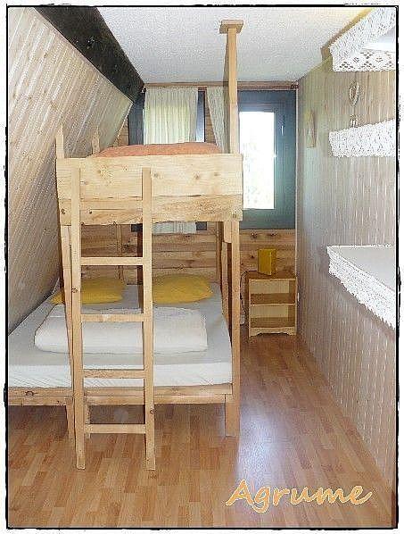 Dormitorio 4 - Casa rural en alquiler de temporada en Les Angles - 343048106