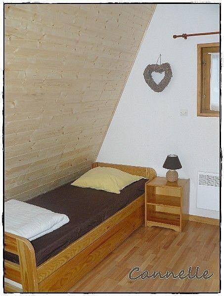 Dormitorio 6 - Casa rural en alquiler de temporada en Les Angles - 343048112