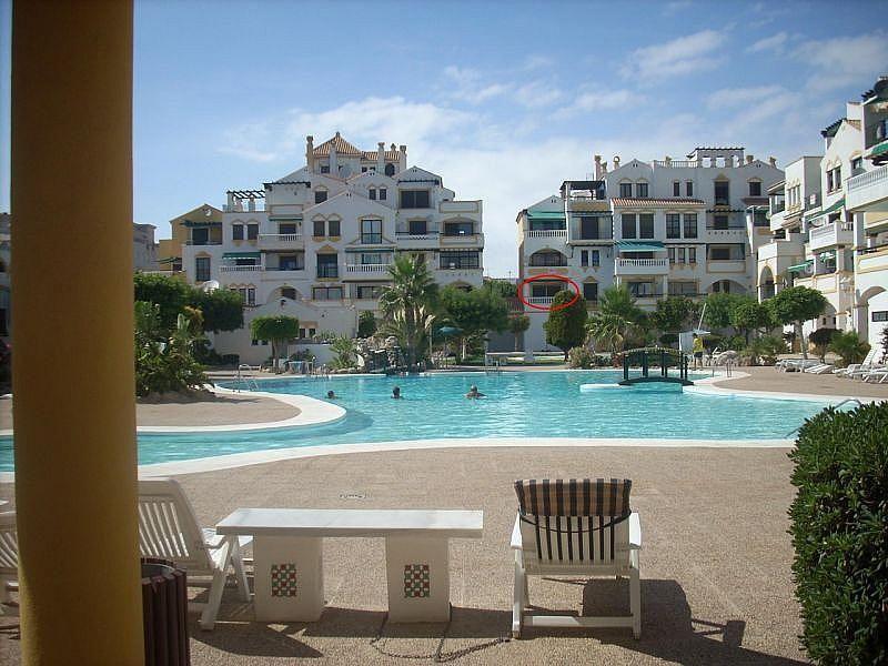 Apartamento en alquiler de temporada en Roquetas de Mar - 389472019