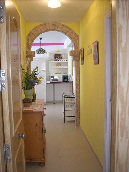 Entrada - Apartamento en alquiler de temporada en Roquetas de Mar - 389472034