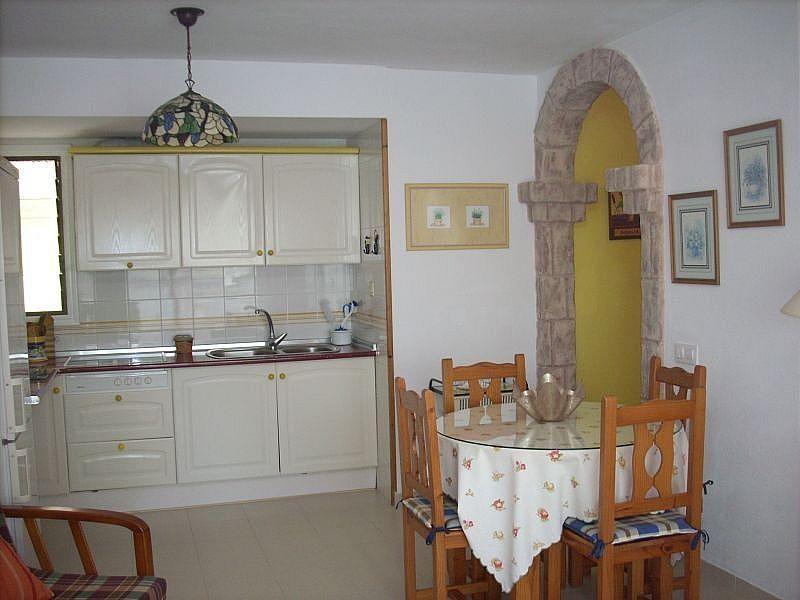 Cocina independiente - Apartamento en alquiler de temporada en Roquetas de Mar - 389472037