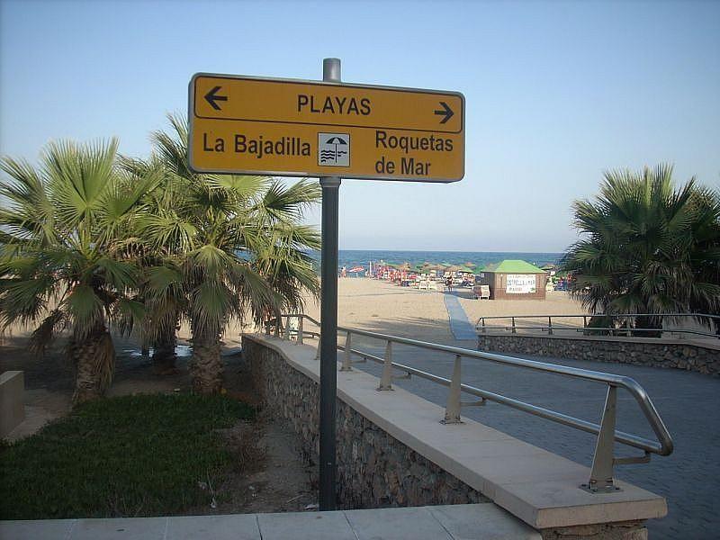 Playa - Apartamento en alquiler de temporada en Roquetas de Mar - 389472073