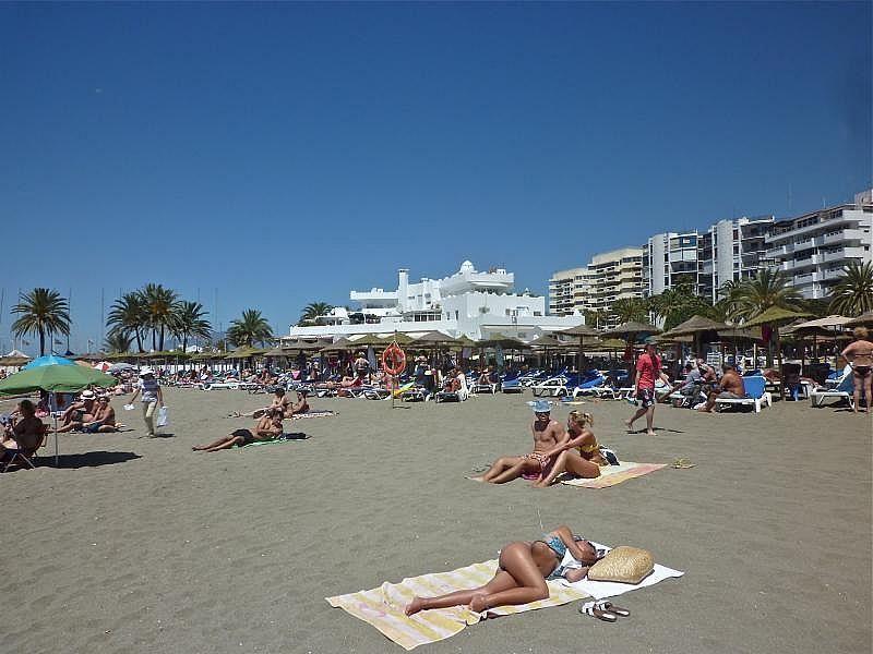 Vistas desde el alojamiento - Apartamento en alquiler de temporada en Nagüeles Alto en Marbella - 274956650