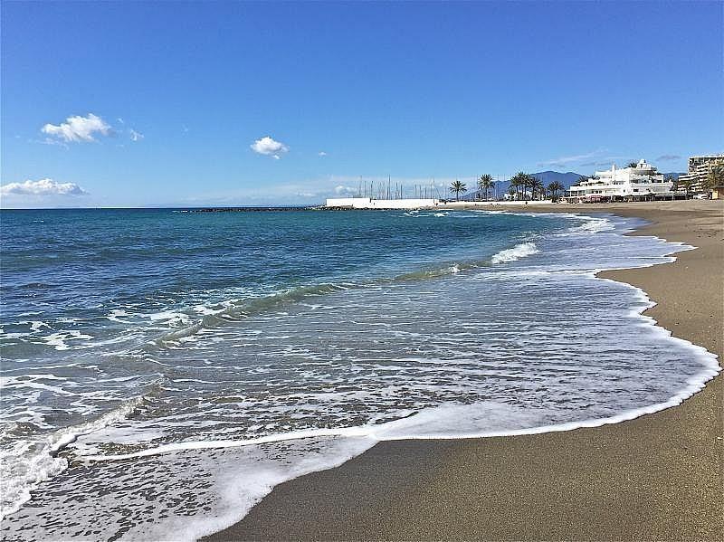 Playa - Apartamento en alquiler de temporada en Nagüeles Alto en Marbella - 274956653