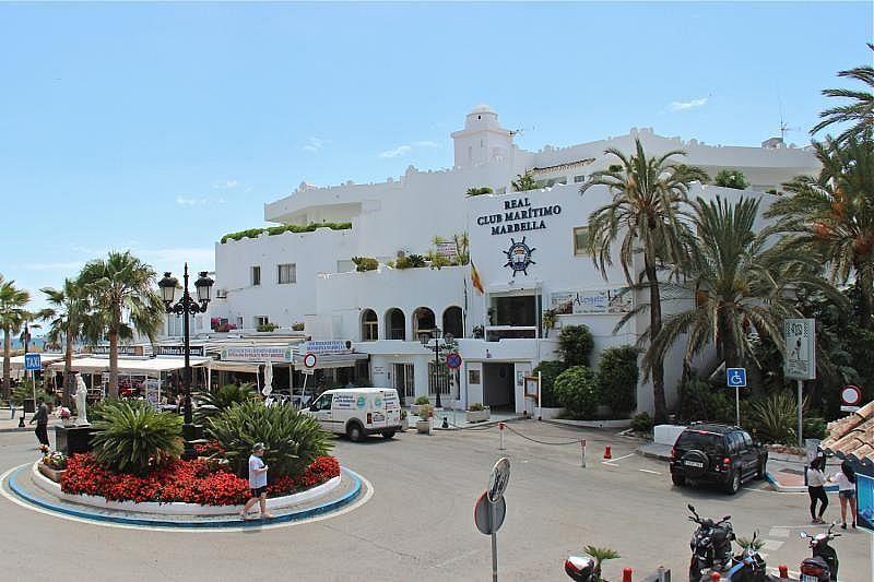 Entrada - Apartamento en alquiler de temporada en Nagüeles Alto en Marbella - 274956662