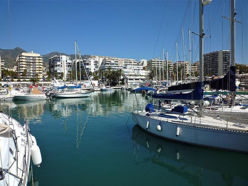 Vistas exteriores del alojamiento - Apartamento en alquiler de temporada en Nagüeles Alto en Marbella - 274956665