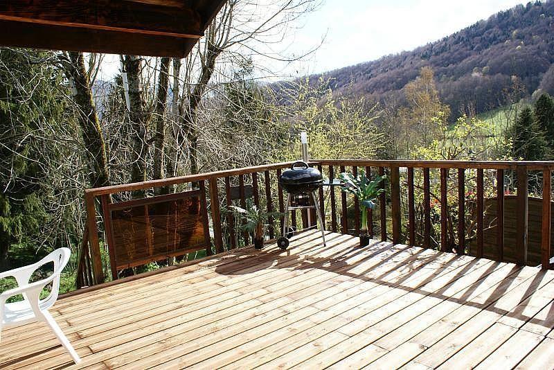 Terraza - Casa en alquiler de temporada en La Mongie - 308581148