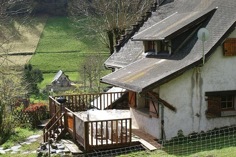 Vistas exteriores del alojamiento - Casa en alquiler de temporada en La Mongie - 308581157