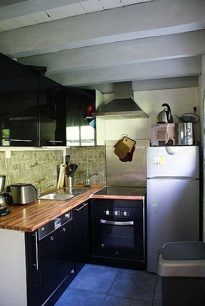 Cocina de verano - Casa en alquiler de temporada en La Mongie - 308581160