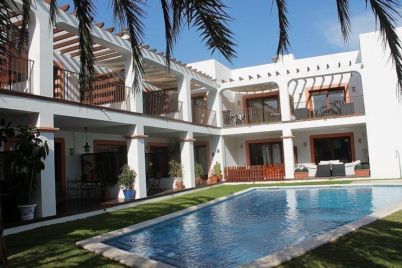 Jardín - Apartamento en alquiler de temporada en Ibiza/Eivissa - 261121081