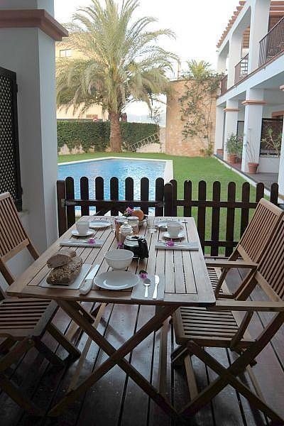 Terraza - Apartamento en alquiler de temporada en Ibiza/Eivissa - 261121087