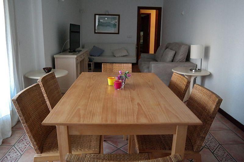 Salón - Apartamento en alquiler de temporada en Ibiza/Eivissa - 261121096