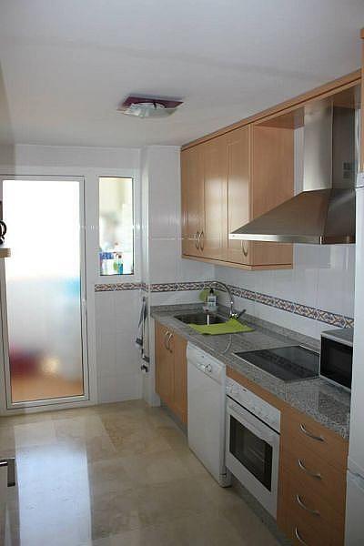 Cocina independiente - Apartamento en alquiler de temporada en Manilva - 284909104
