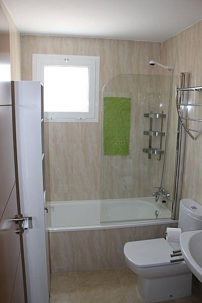 Cuarto de baño - Apartamento en alquiler de temporada en Manilva - 284909110