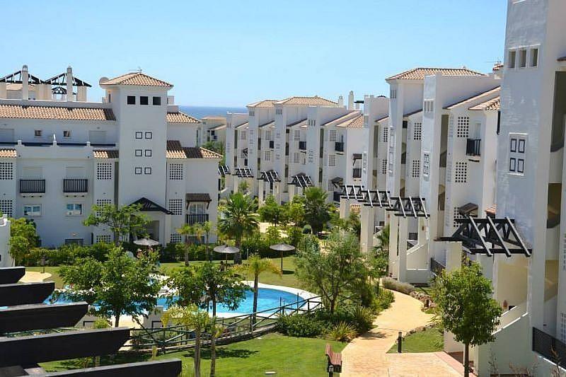 Vistas desde la terraza - Apartamento en alquiler de temporada en Manilva - 284909155