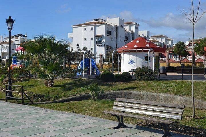 Vistas exteriores del alojamiento - Apartamento en alquiler de temporada en Manilva - 284909161