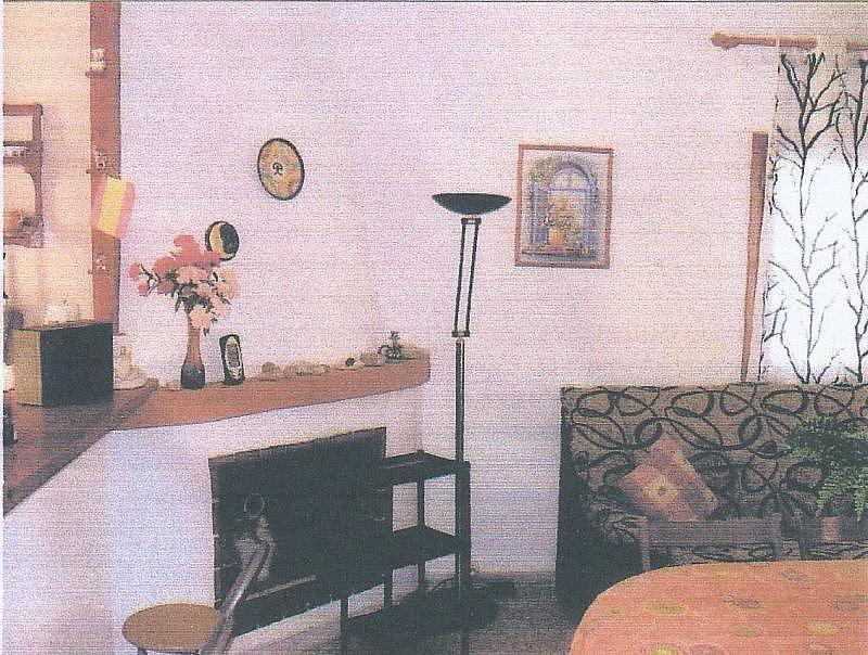 Sala de estar - Casa en alquiler de temporada en San Juan de los Terreros - 261121414
