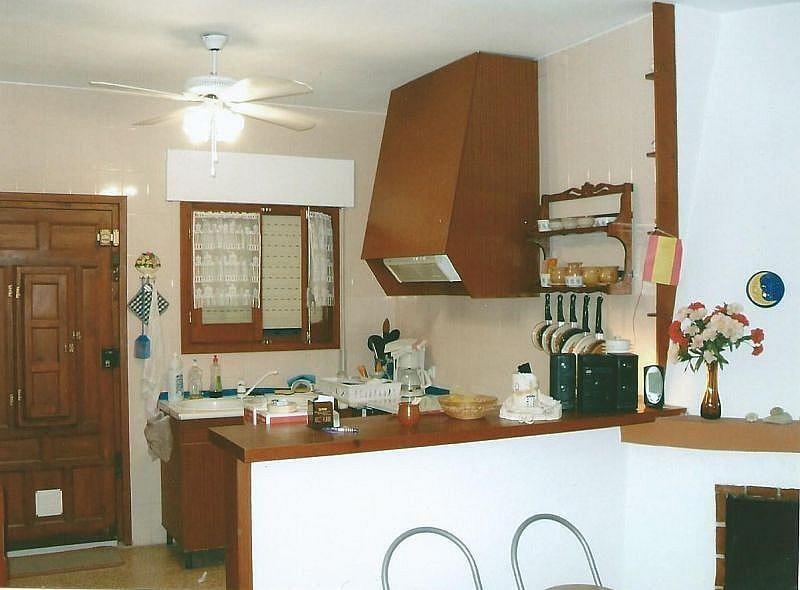 Cocina americana - Casa en alquiler de temporada en San Juan de los Terreros - 261121420
