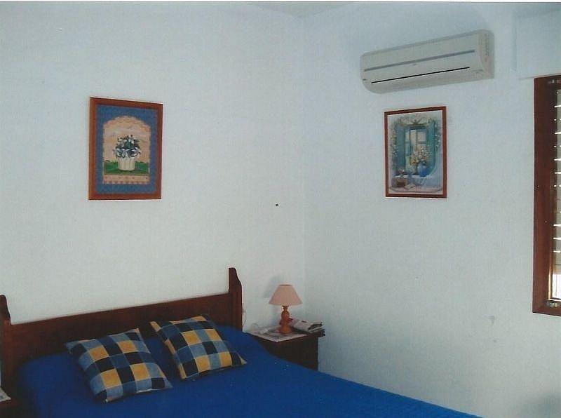 Dormitorio 3 - Casa en alquiler de temporada en San Juan de los Terreros - 261121423