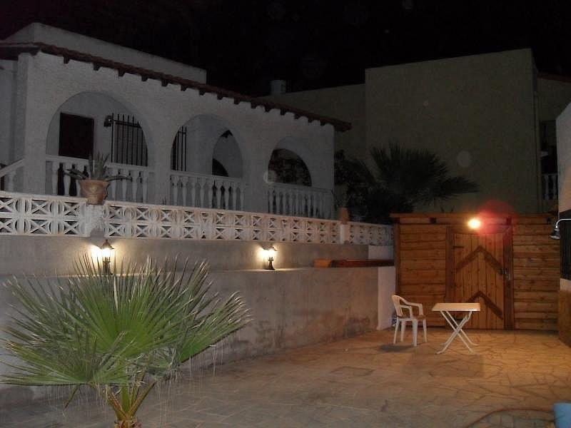 Terraza - Casa en alquiler de temporada en San Juan de los Terreros - 261121435